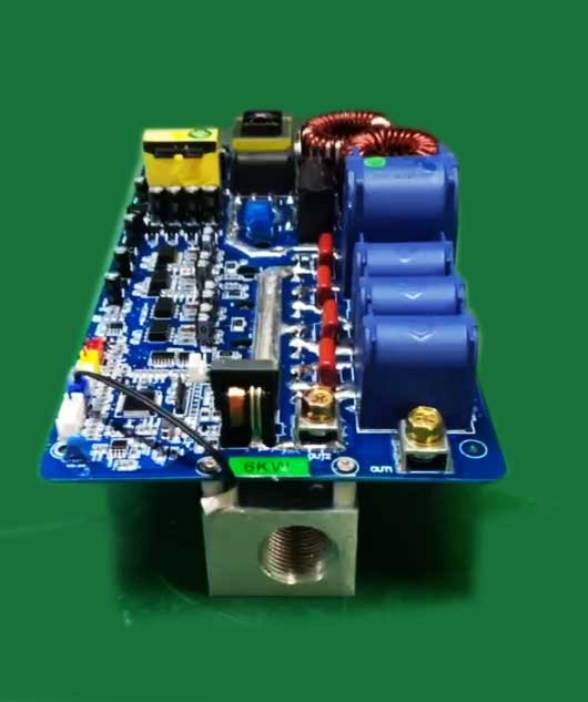induction_boiler_control_board